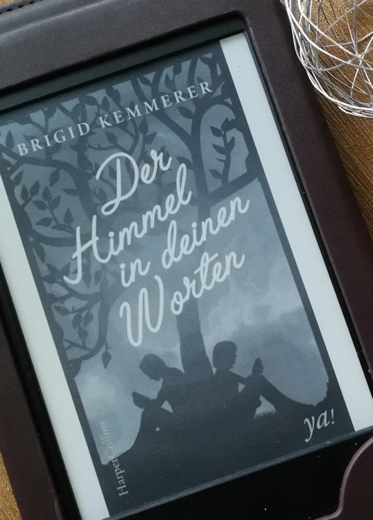 """""""Der Himmel in deinen Worten"""" von Brigid Kemmerer"""