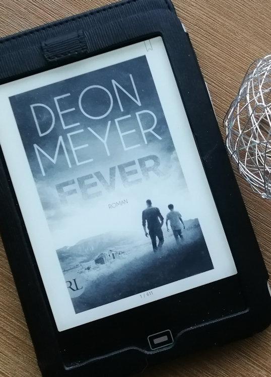"""""""Fever"""" von Deon Meyer"""