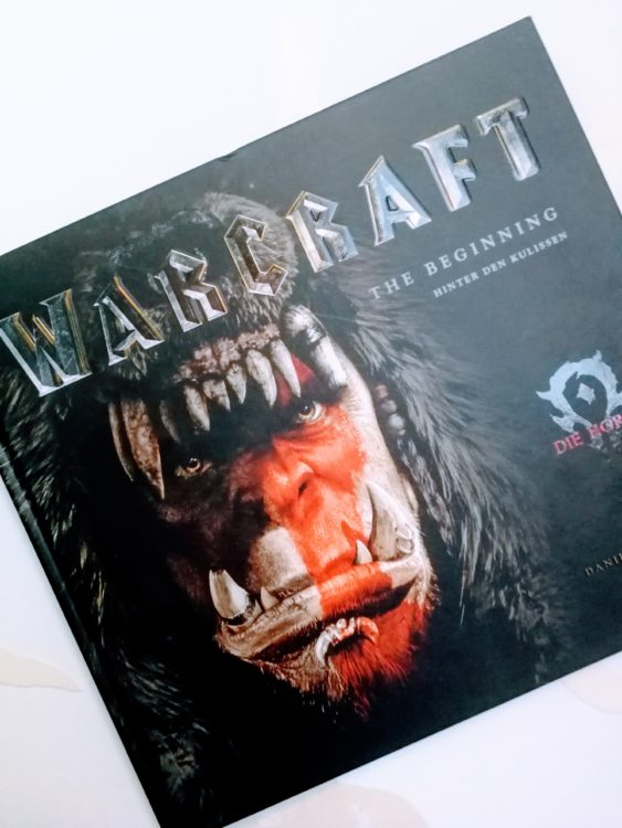 """Warcraft: The Beginning – Hinter den Kulissen"" von Daniel Wallace"