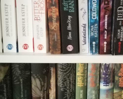 Bücher A-Z nach Titel
