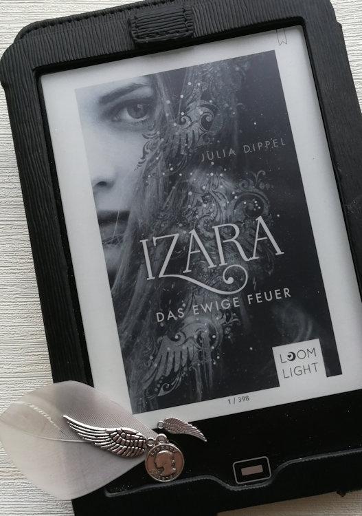 """Izara – Das ewige Feuer"" von Julia Dippel"