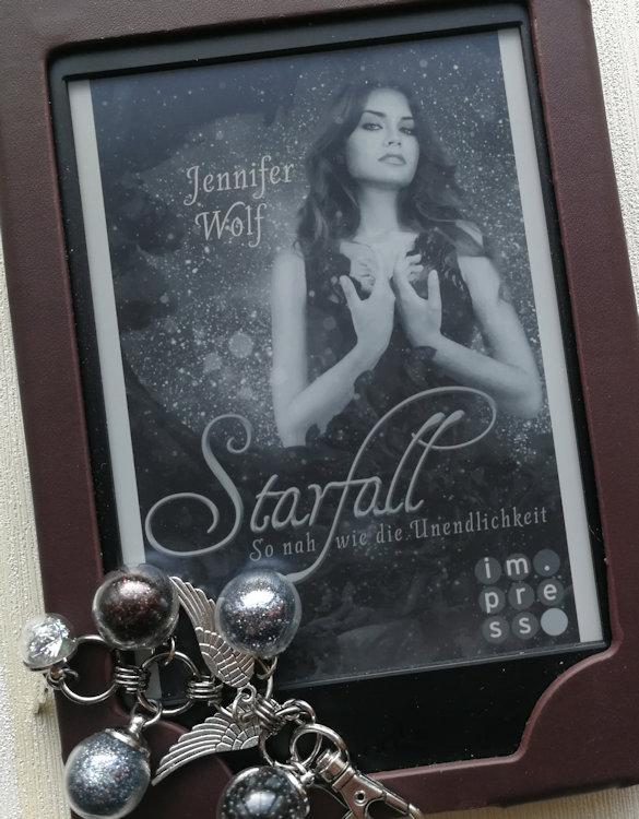 """""""Starfall. So nah wie die Unendlichkeit"""" von Jennifer Wolf"""