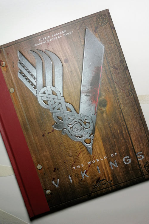 """The World of Vikings"" von Justin Pollard"