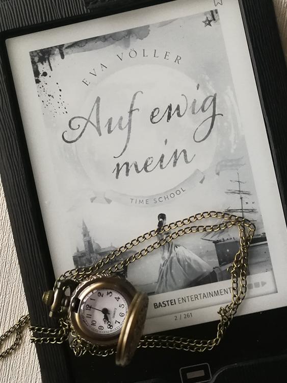"""""""Time School (2) – Auf ewig mein"""" von Eva Völler"""