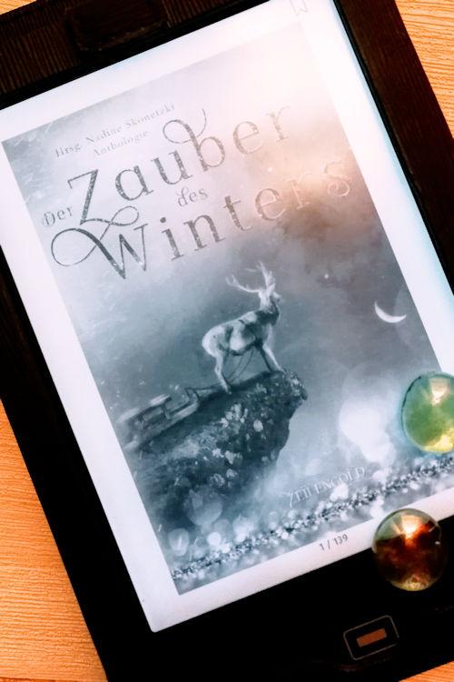 """""""Der Zauber des Winters"""" von Hrsg. Nadine Skonetzki"""