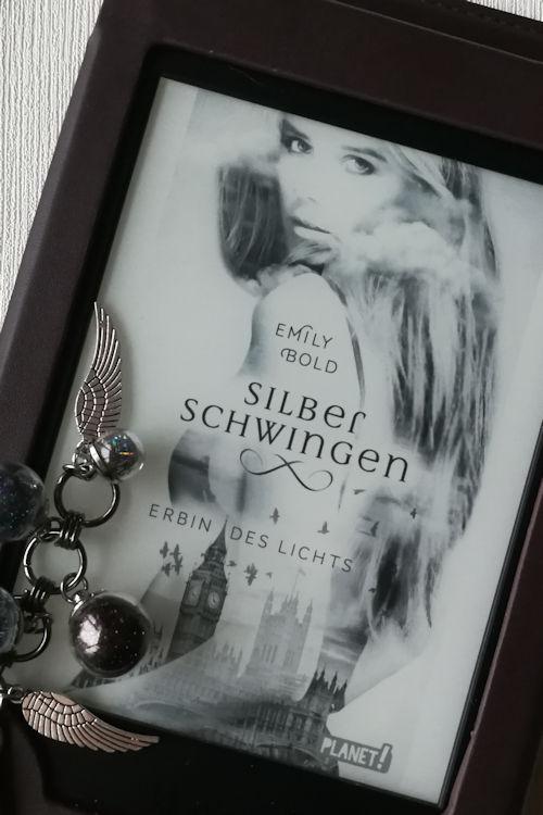"""""""Silberschwingen – Erbin des Lichts"""" von Emily Bold"""