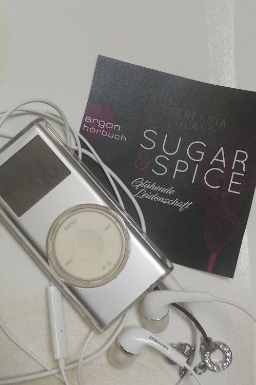 """""""Sugar & Spice – Glühende Leidenschaft"""" von Seressia Glass"""