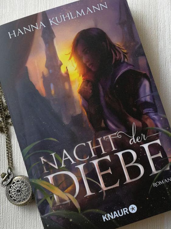"""""""Nacht der Diebe"""" von Hanna Kuhlmann"""