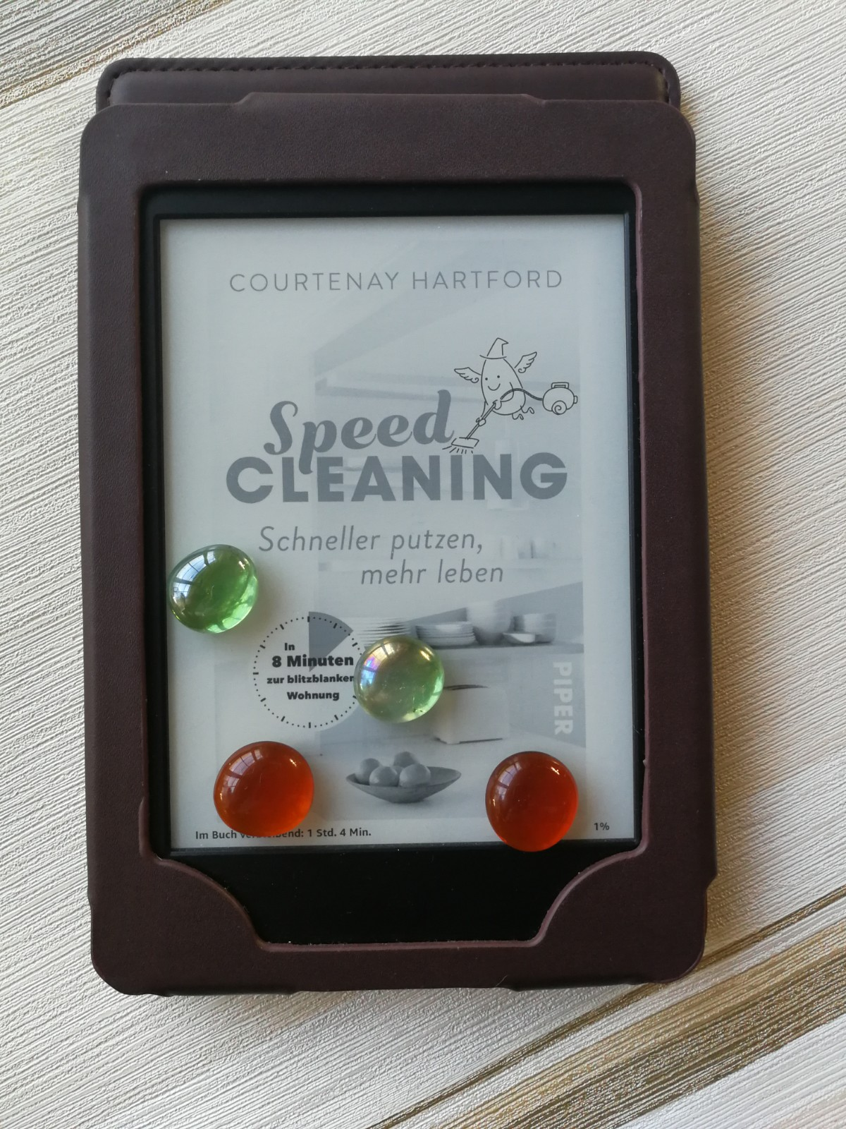 """Speed-Cleaning"" von Courtenay Hartford"