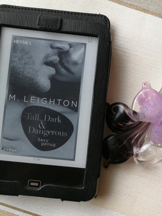 """""""Tall, Dark & Dangerous (3) – Sexy genug"""" von M. Leighton"""