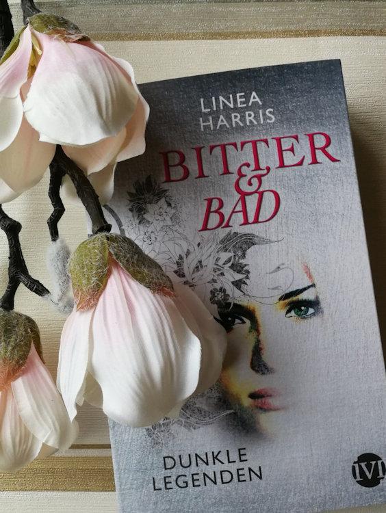 """""""Bitter & Bad 1 – Dunkle Legenden"""" von Linea Harris"""