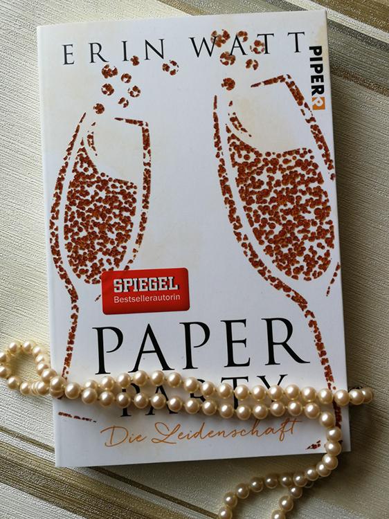 """""""Paper Party – Die Leidenschaft"""" von Erin Watt"""