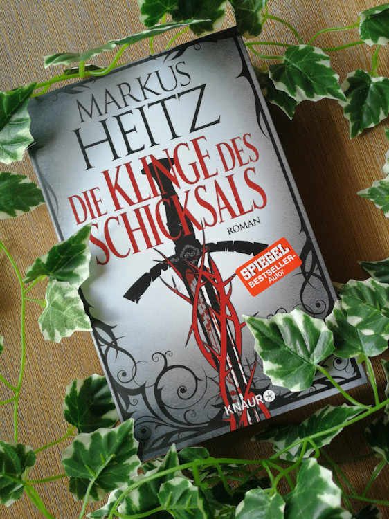 """""""Die Klinge des Schicksals"""" von Markus Heitz"""
