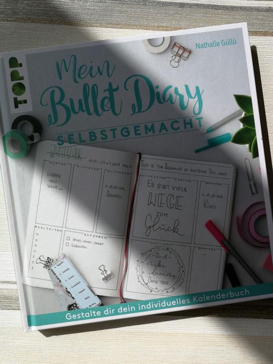 """""""Mein Bullet Diary Selbstgemacht"""" von Nathalie Güllü"""