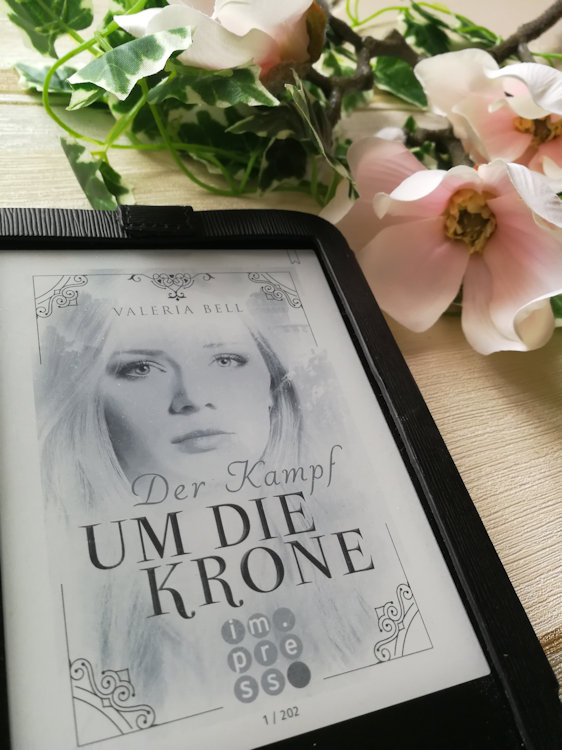 """""""Die Magie der Königreiche 2 – Der Kampf um die Krone"""" von Valeria Bell"""