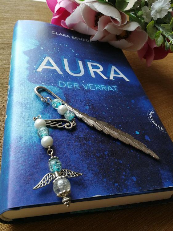 """""""Aura (2) – Der Verrat"""" von Clara Benedict"""