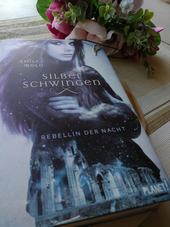 """""""Silberschwingen (2) – Rebellin der Nacht"""" von Emily Bold"""