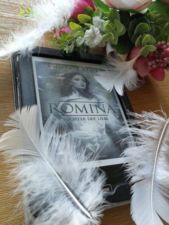 """""""Romina. Tochter der Liebe"""" von Annie Laine"""