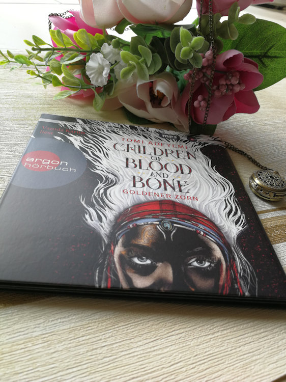 """Children of Blood and Bone – Goldener Zorn"" von Tomi Adeyemi"