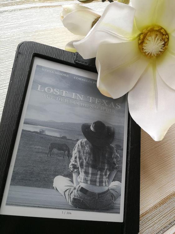"""""""Lost in Texas – Auf der Suche nach Dir"""" von Cornelia Pramendorfer & Vinya Moore"""