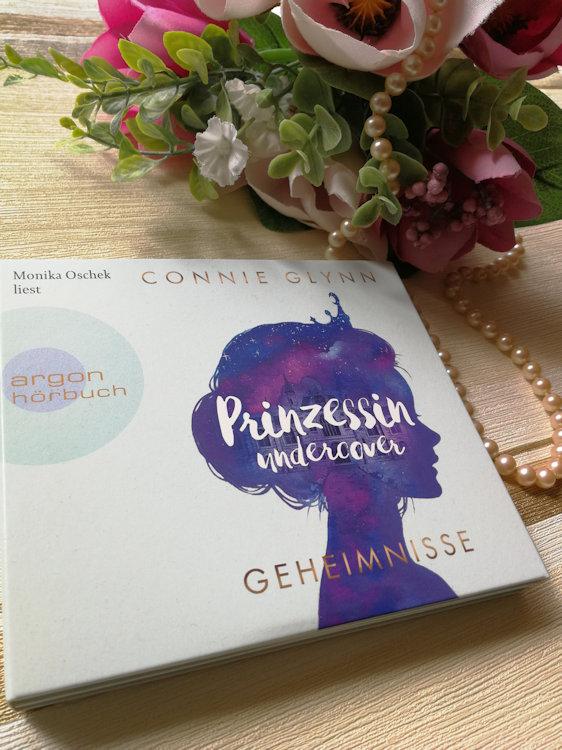 """""""Prinzessin undercover – Geheimnisse"""" von Connie Glynn"""