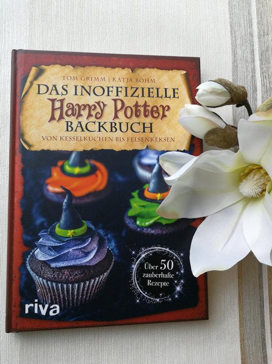 """""""Das inoffizielle Harry-Potter-Backbuch"""" von Tom Grimm, Katja Böhm"""
