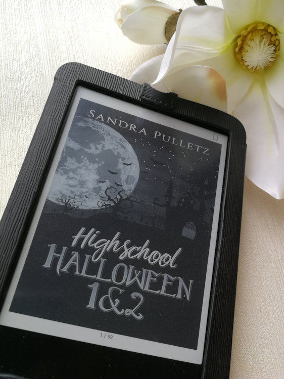 """Highschool Halloween 1&2"" von Sandra Pulletz"