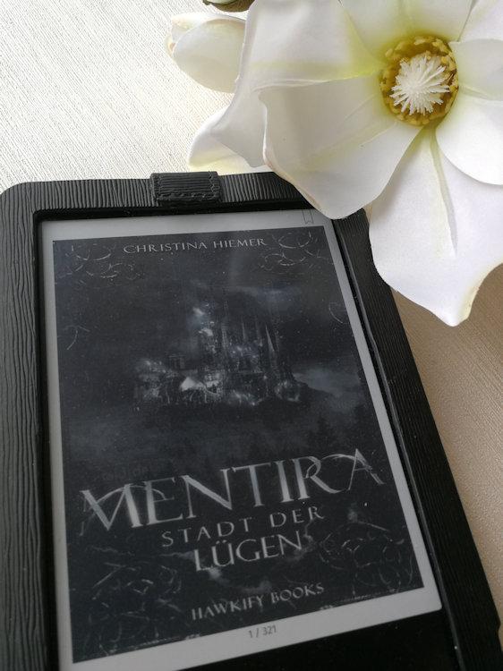 """""""Mentira – Stadt der Lügen"""" von Christina Hiemer"""