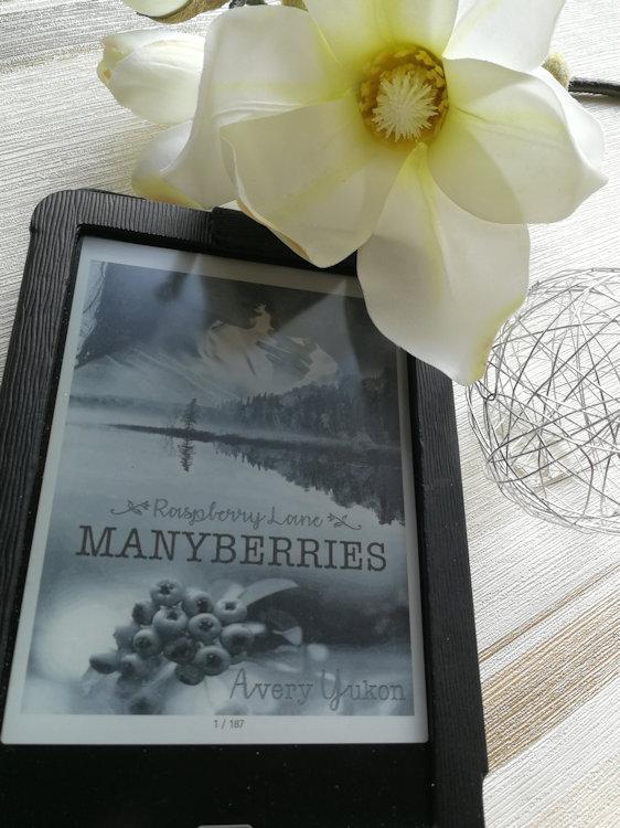 """Manyberries – Raspberry Lane"" von Avery Yukon"