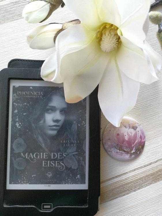 """""""Phoenicia Chroniken II – Magie des Eises"""" von Kristina Licht"""