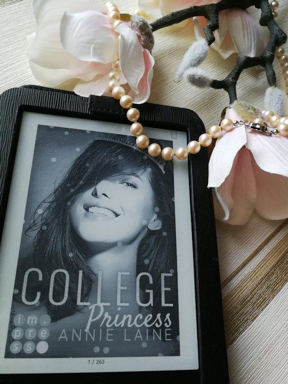 """""""Modern Princess (2) – College Princess. Bürgerlich verliebt"""" von Annie Laine"""