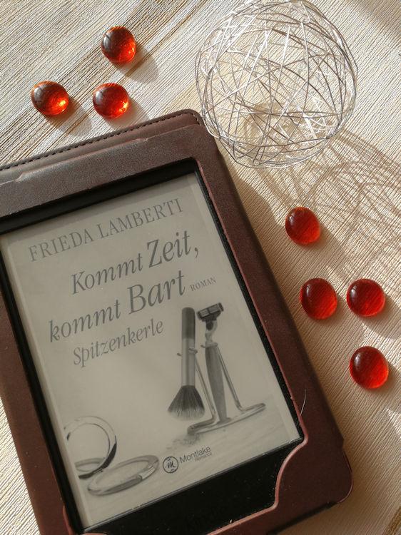 """Spitzenkerle – Kommt Zeit, kommt Bart"" von Frieda Lamberti"