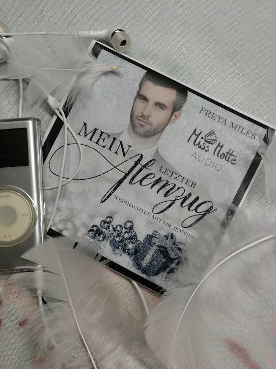 """""""Mein letzter Atemzug: Weihnachten mit Mr. Jennings"""" von Freya Miles"""