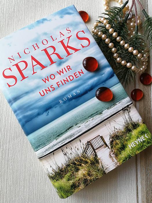 """""""Wo wir uns finden"""" von Nicholas Sparks"""