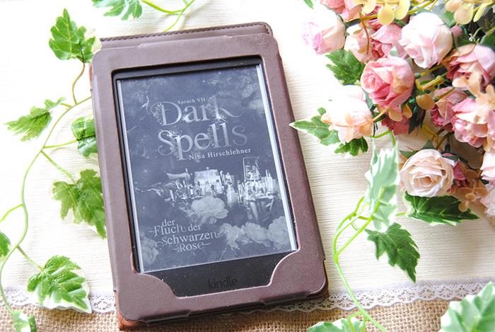 """""""Dark Spells VII: Das Geheimnis der schwarzen Rose"""" von Nina Hirschlehner"""