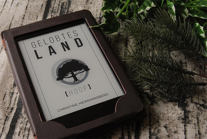 """""""Gelobtes Land (1): Hoop"""" von Christine Heimannsberg"""
