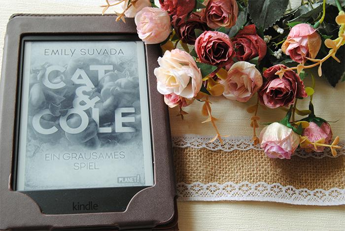 """""""Cat & Cole (2): Ein grausames Spiel"""" von Emily Suvada"""
