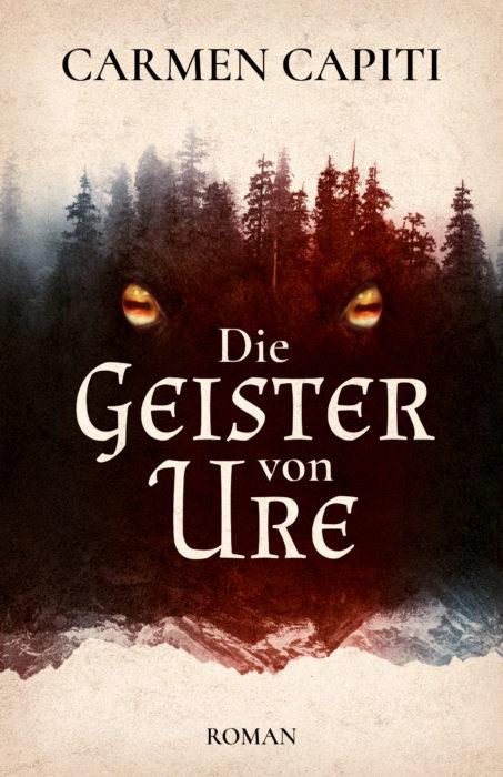 """5 Facts about """"Die Geister von Ure"""" von Carmen Capiti"""