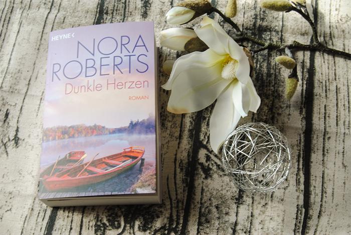 """""""Dunkle Herzen"""" von Nora Roberts"""