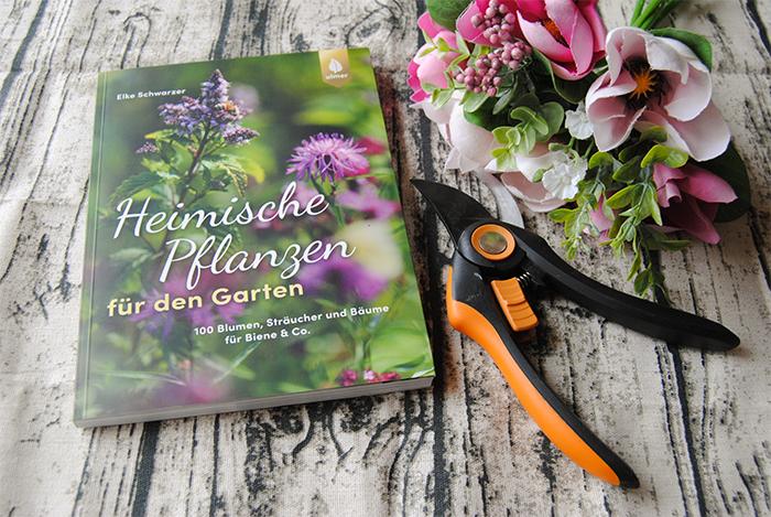 """""""Heimische Pflanzen für den Garten"""" von Elke Schwarzer"""