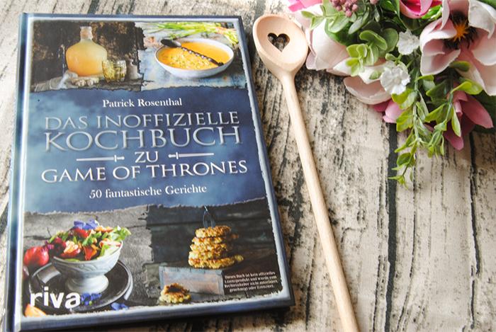 """""""Das inoffizielle Kochbuch zu Game of Thrones"""" von Patrick Rosenthal"""