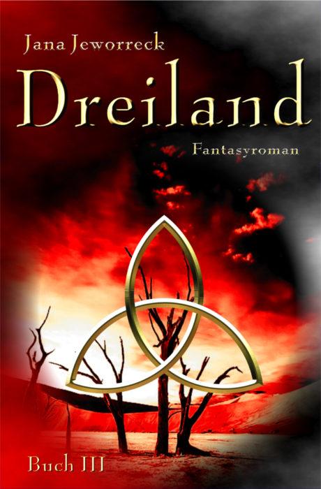 """5 Facts about """"Dreiland (Buch 3)"""" von Jana Jeworrek"""