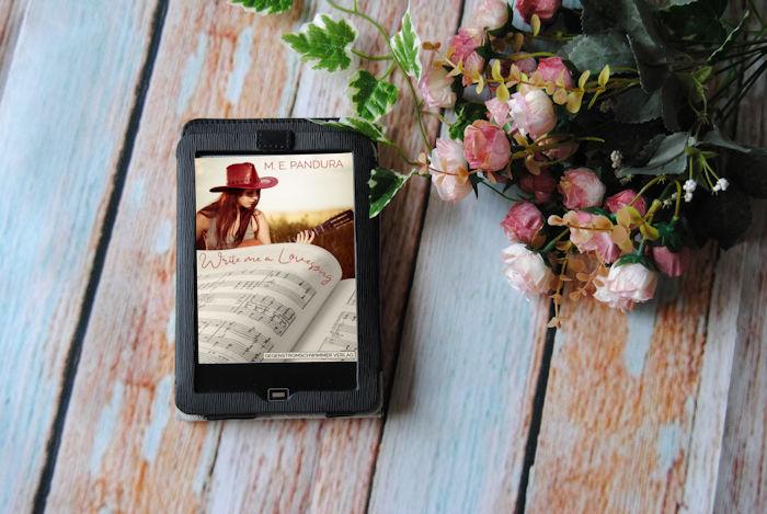 """""""Write me a Lovesong"""" von M.E. Pandura"""