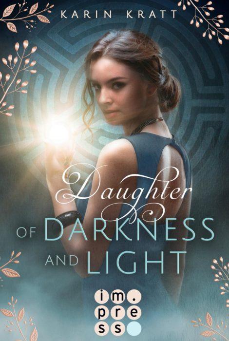 """5 Facts about """"Daughter of Darkness and Light: Schattenprophezeiung"""" von Karin Kratt"""