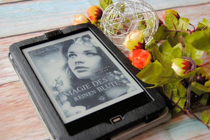 """""""Phoenicia Chroniken III: Magie des reinen Blutes"""" von Kristina Licht"""