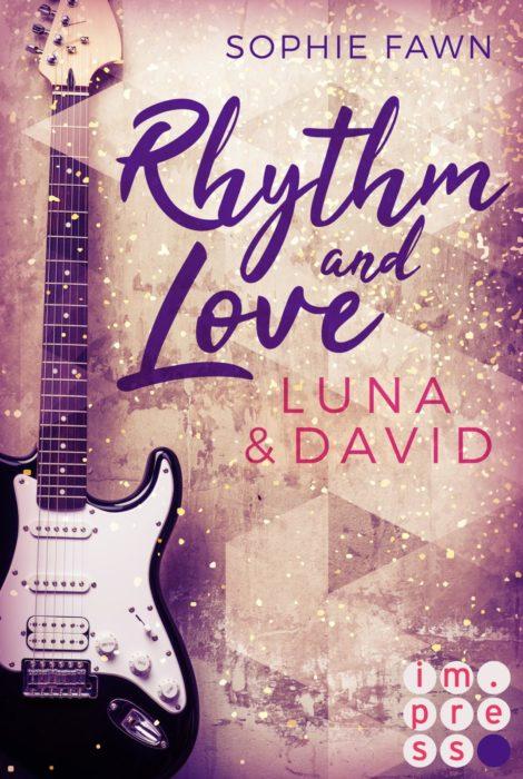 """5 Facts about """"Rhythm and Love (1): Luna und David"""" von Sophie Fawn"""