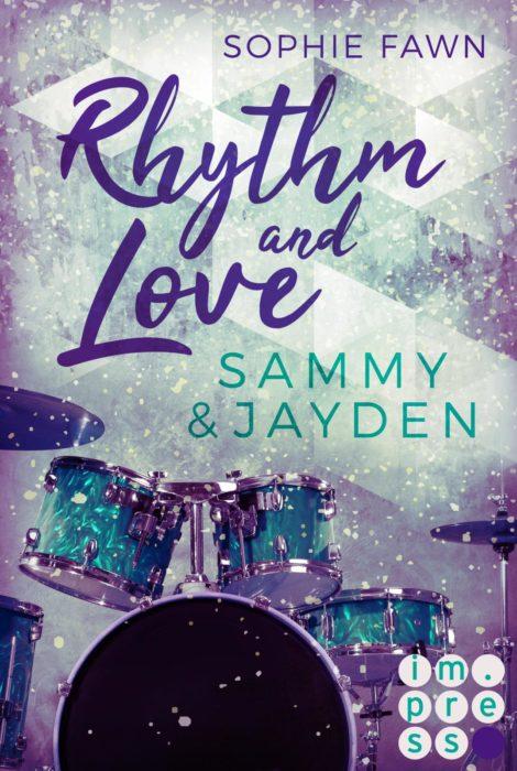 """5 Facts about """"Rhythm and Love (2): Sammy und Jayden"""" von Sophie Fawn"""
