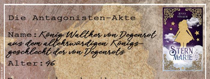 Schnecknolia: Sternmarie von Jenny Völker