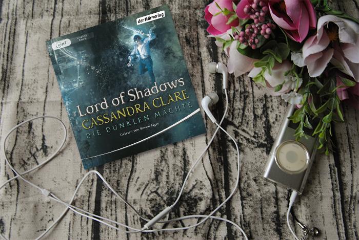 """""""Die Dunklen Mächte (2): Lord of Shadows"""" von Cassandra Clare"""