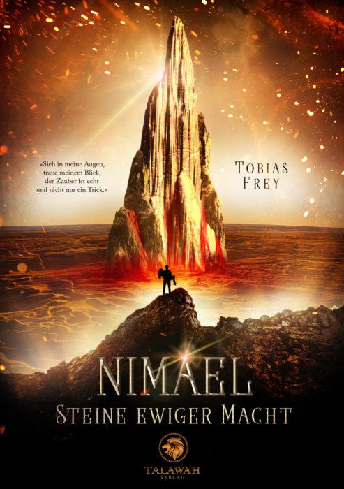 """5 Facts about """"Nimael 1: Steine ewiger Macht"""" von Tobias Frey"""